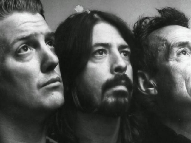 Them Crooked Vultures : Dave Grohl teaserait-il un nouvel album ?