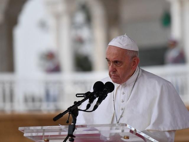 Le discours du pape François promeut le dialogue interreligieux et la fraternité (texte intégral)