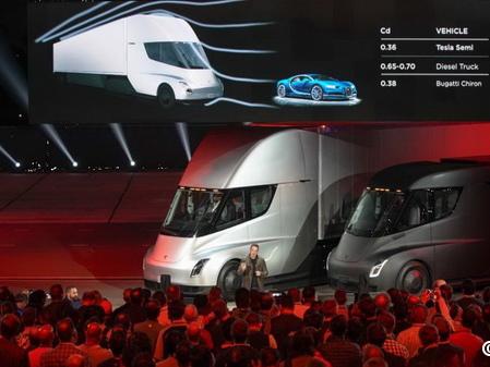 Tesla : un Semi pour révolutionner le transport poids-lourd