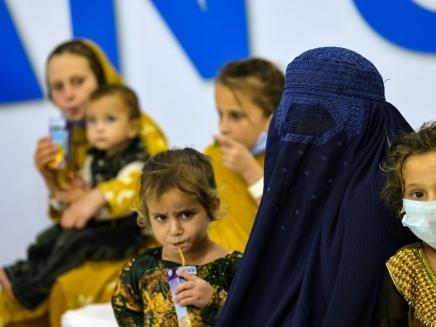 """Fuir l'Afghanistan avec ses """"vêtements sur le dos, et rien d'autre"""""""