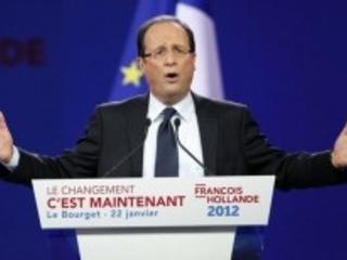 Hollande et Jaurès.