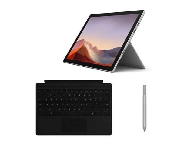 Le prix du pack Surface Pro 7 + clavier + stylet est en chute libre