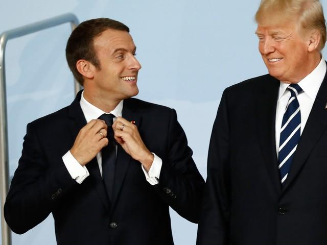 Sommet sur le climat : Emmanuel Macron essaie de contourner Donald Trump