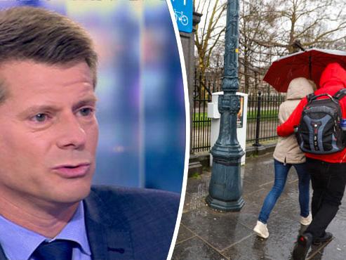 """Le vent va souffler sur la Belgique ce dimanche: """"Des chutes de branches sont possibles"""""""
