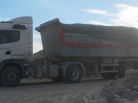 Tunisie: Décès d'un conducteur dans le renversement d'un camion de transport de phosphate à Gafsa
