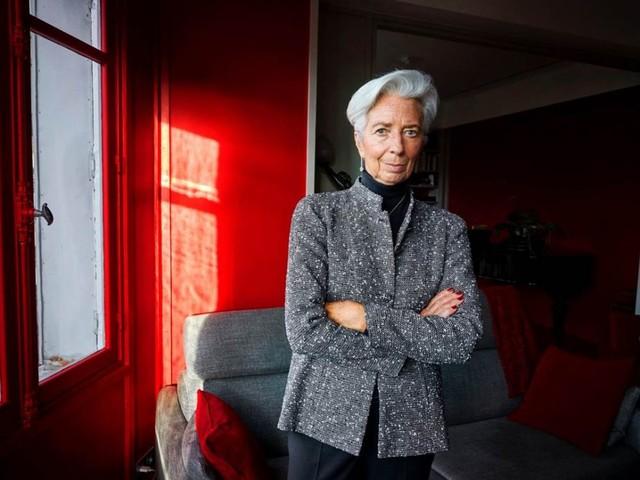 Exclusif : Les premières vérités de Christine Lagarde