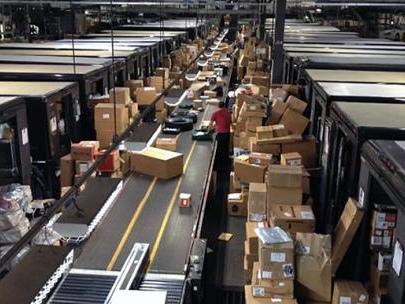 Etats-Unis. UPS et la logistique à l'avant-garde du XIXe siècle