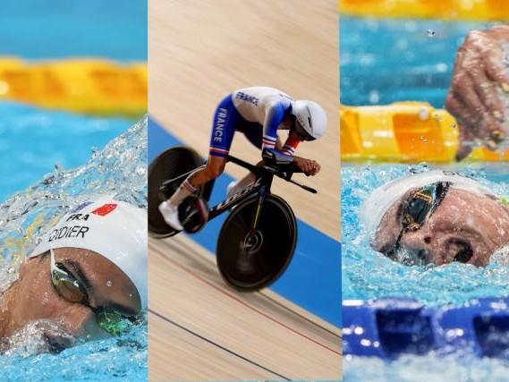 Jeux Paralympiques - Marie Patouillet en bronze, des finales en natation... Ce que vous avez raté cette nuit (25août) aux Jeux Paralympiques de Tokyo