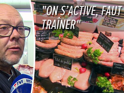 """La saison du barbecue est lancée: """"Une bonne brochette de bœuf aux trois poivres !"""""""