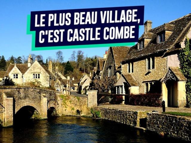 Top 10 des plus beaux villages d'Angleterre, le charme délicat de la pluie