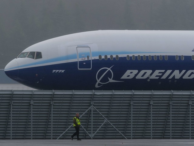 Boeing enregistre sa première perte annuelle depuis 1997 à cause du 737 Max