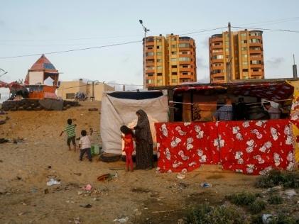 A Gaza, l'amertume des fonctionnaires sans salaire avant l'Aïd el-Fitr