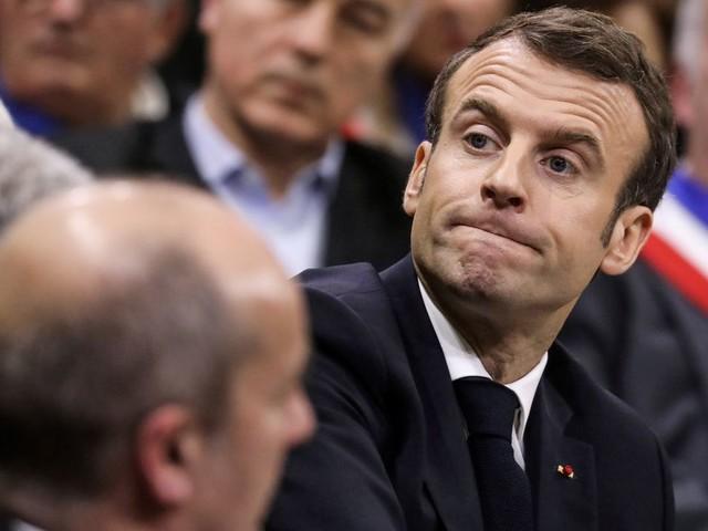 Macron s'exprime sur la guerre d'Algérie, droite et extrême droite s'insurgent