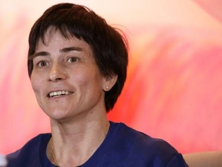 Gymnastique: à 44 ans, huitièmes et derniers JO pour l'Ouzbèke Chusovitina