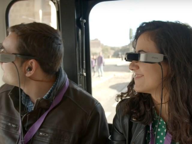 Les cas d'usage de la réalité augmentée durant un voyage