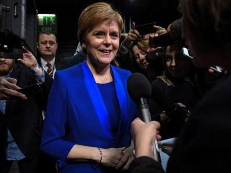 Elections au Royaume-Uni - Ecosse: Sturgeon met officiellement un deuxième référendum d'indépendance sur la table