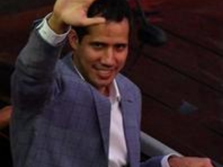 """Crise au Venezuela - Guaido entame un tour du pays """"jusqu'à la présidence"""""""