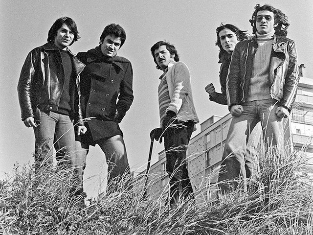1960-1980 : la face rock cachée de Marseille