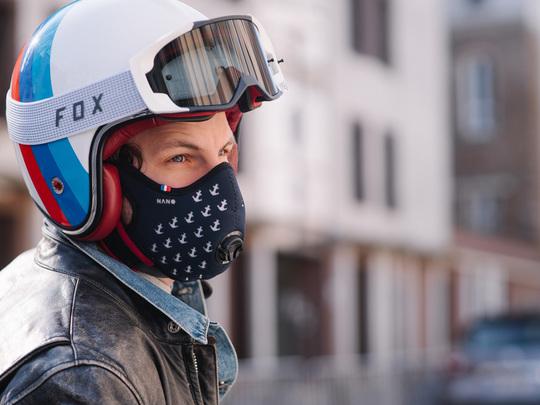 La startup R-Pur lève 2,5 millions d'euros pour ses masques anti-pollution