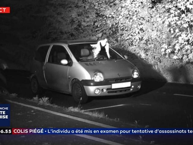 """Allemagne : un conducteur sauvé par le """"Saint-Esprit"""""""