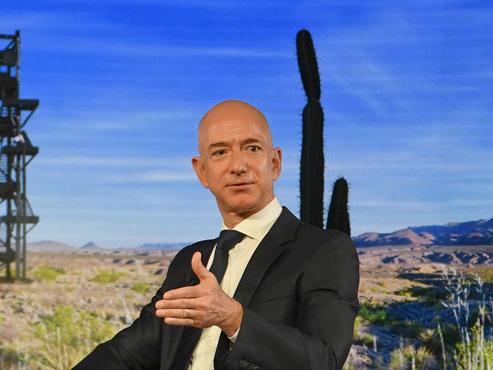 Jeff Bezos, le patron d'Amazon, lance un fonds de 10 milliards de dollars pour lutter contre le changement climatique