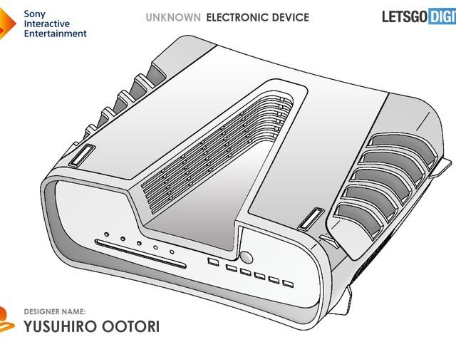 Ce brevet jette-t-il les bases de la conception de la future PS5 de Sony ?