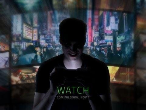 Razer tease un probable smartphone