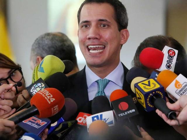 Venezuela: le parquet ouvre une enquête contre l'opposant Guaido pour «haute trahison»