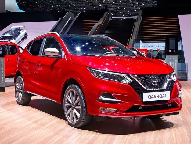 Nissan Qashqai: du nouveau dans la gamme