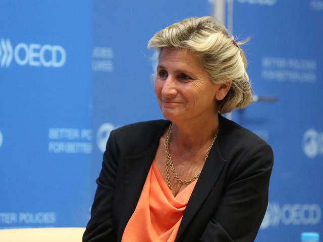 """Pour la directrice du Women's Forum Chiara Corazza, """"les femmes maghrébines sont inspirantes"""" (INTERVIEW)"""