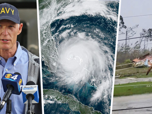 """L'ouragan Dorian s'est déchaîné sur les Bahamas et a tué 5 personnes: """"Si vous êtes dans une zone d'évacuation, partez MAINTENANT"""""""