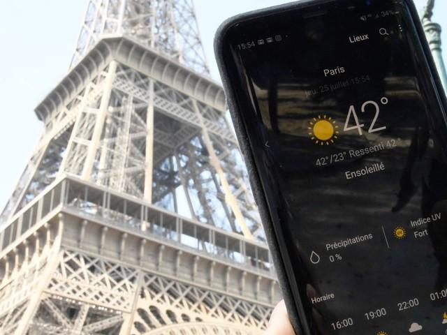 Si elles ne s'adaptent pas à la canicule, des villes comme Paris seront bientôt invivables
