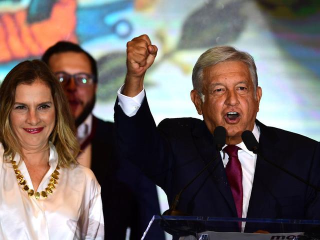 Mexique: Qui est Lopez Obrador, premier président à installer la gauche au pouvoir