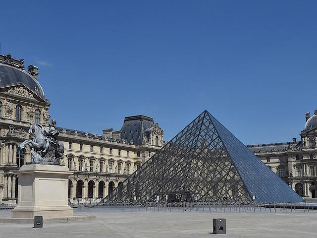 Le musée du Louvre rouvre ses portes aujourd'hui