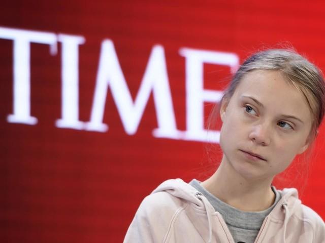 """""""Notre maison est toujours en feu"""", avertit Greta Thunberg à l'ouverture du Forum de Davos"""
