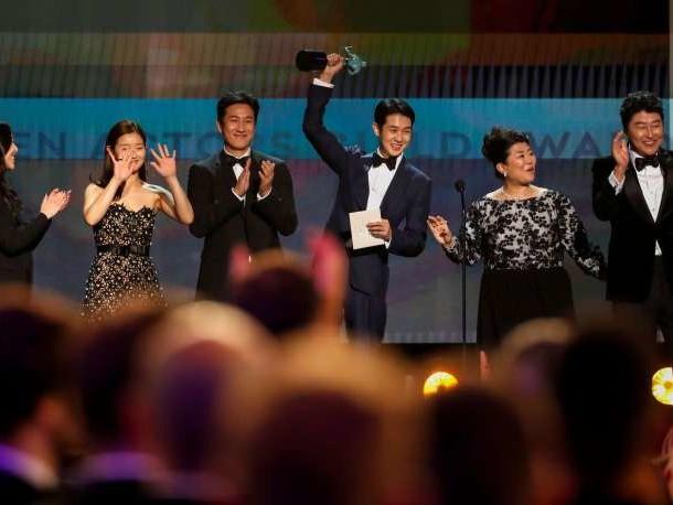 Le film sud-coréen «Parasite» remporte les SAG Awards, avant les Oscars