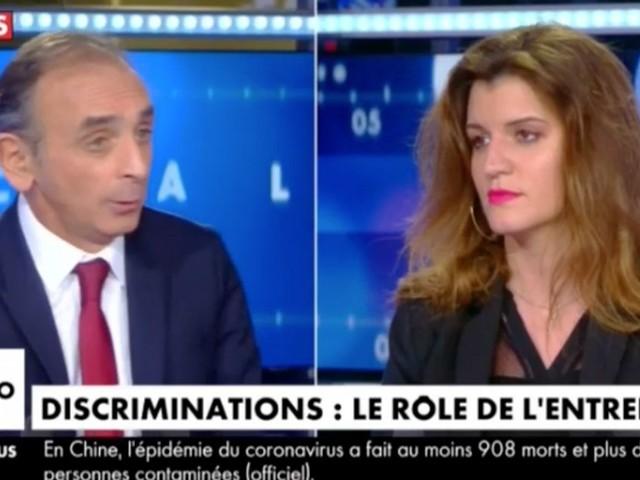 """Zemmour et Schiappa s'opposent sur la France """"McDonalds"""""""