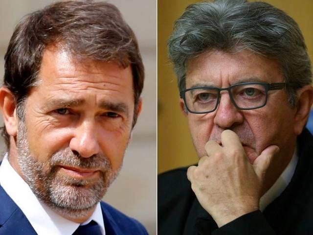 """Mélenchon qualifie les forces de l'ordre de """"barbares"""", Castaner réclame des excuses"""
