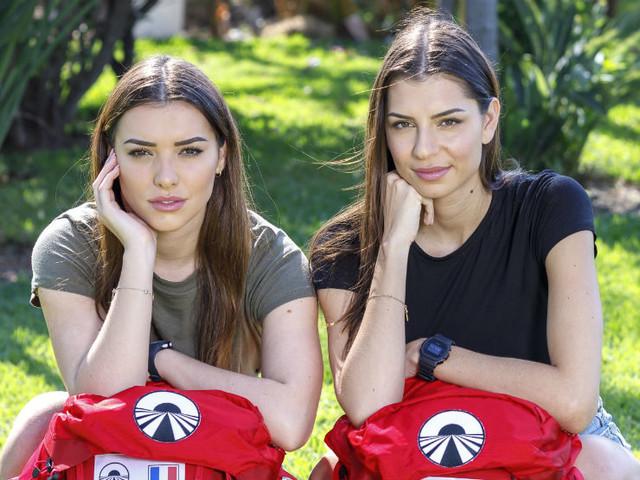 Julia et Kleofina de «Pékin Express» : «Les autres candidats nous appelaient les 'mannequins express'»