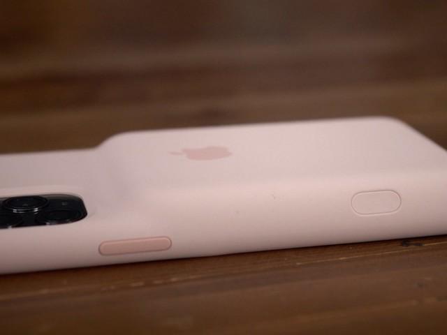 Smart Battery Case : le bouton pour l'appareil photo pas au point chez tout le monde