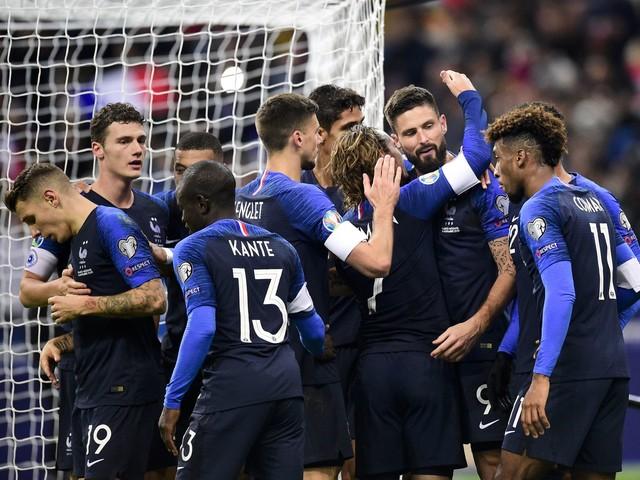 Albanie-France: sur quelle chaîne voir le match des qualifications de l'Euro 2020 à la télévision et en streaming?