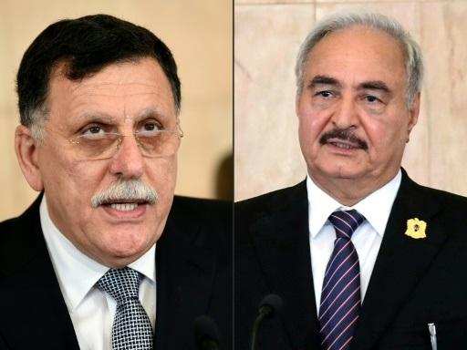 Libye: les deux chefs rivaux à Moscou pour signer les modalités du cessez-le-feu
