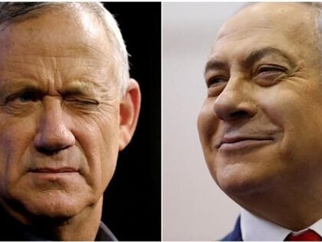 Élections en Israël: Netanyahu et Gantz à égalité selon les résultats presque définitifs