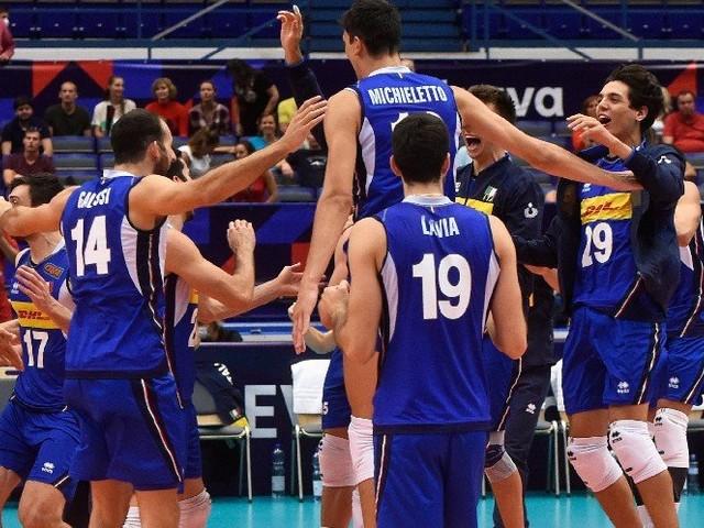 Volley – Euro 2021 (H) : L'Italie sacrée au bout du suspense
