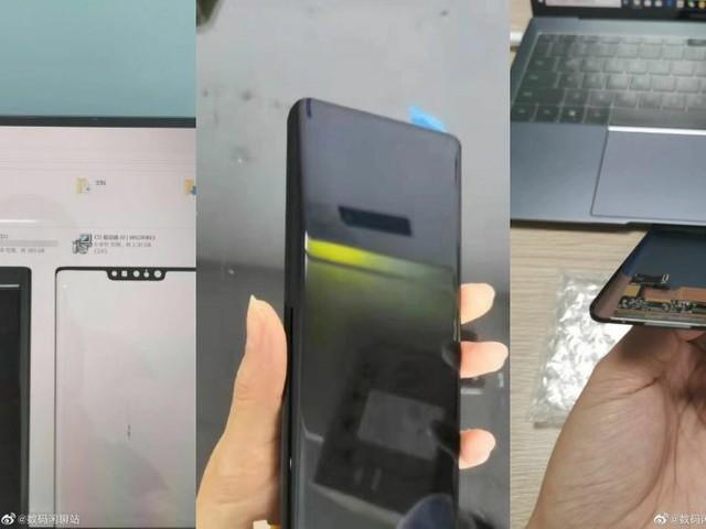 Le Huawei Mate 30 Pro s'affiche dans des rendus non officiels
