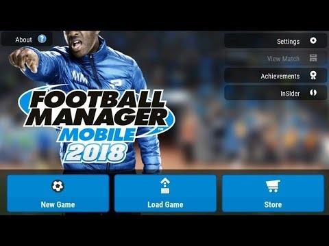 Football Manager Mobile déjà de retour en version 2018 sur iPhone et iPad : les nouveautés