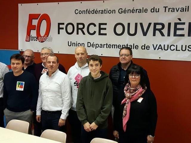 Contre la réforme des retraites : 7 syndicats appellent à manifester le 5 décembre à Avignon