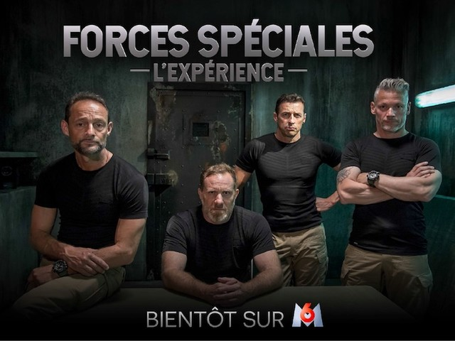 « Forces spéciales : l'expérience » du 4 août 2020 : ce soir l'épisode 1