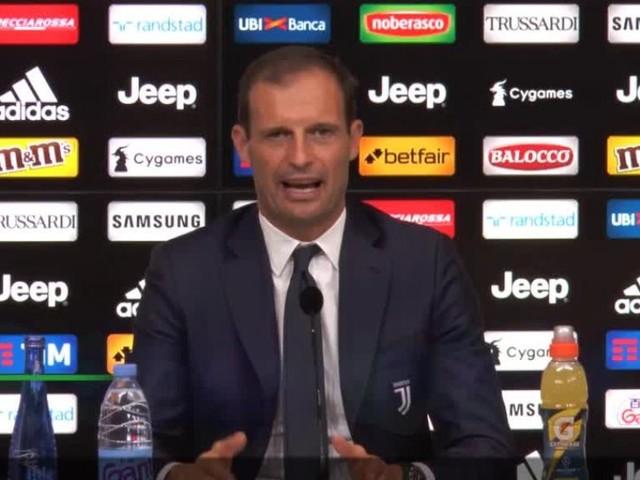 Foot - ITA - Massimiliano Allegri (entraîneur de la Juventus) : «L'Udinese jouera un match physique»
