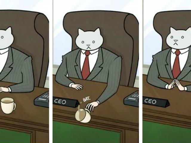 Top 15 des petits désagréments au boulot si votre patron était un chat